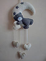 Подвеска для детской ''Тедди и луна'' скл _kidsdream_