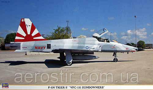 F-5N TIGER II VFC-111 SUNDOWNERS 1/32 Hasegawa 08182