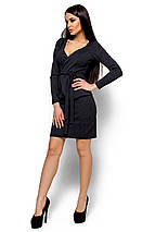 Женская юбка Karree Хизер, черный, фото 3