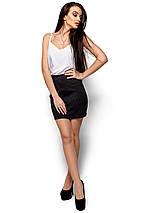 Женская юбка Karree Хизер, черный, фото 2