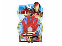 Перчатка супергероя Железный человек wl11190 стреляет пластинами