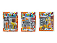 Набор игрушечного инструмента 8006a/b/c