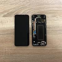 Дисплей Samsung S8+ G955 Чёрный Black  GH97-20470A оригинал!