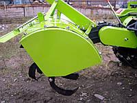 Почвофреза 100 DW150RX  с дополнительным редуктором и навесным механизмом для ДТЗ 180, фото 1