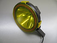 Фара искатель 558 (Фароискатель) , 55W HID XENON (4300 люмен). Лампа фара для охоты и поисковых работ.