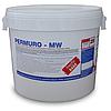 PermuroMW - фасадная силиконовая штукатурка c силикатным наполнителем, барашек  1,5мм, 2мм