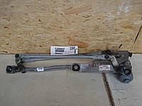 8A61-17500-AG Трапеция механизм моторчик переднего стеклоочистителя Ford Fiesta (2009-2011) 8A61-17B571-AB