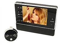 Цифровой домофон с ЖК- экраном