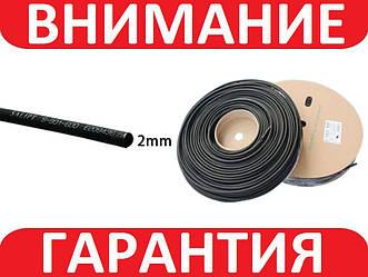Термоусадка термоусадочная трубка 2мм 1м