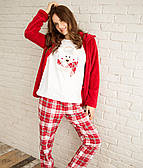 ETAM пижама -тройка , размер XS
