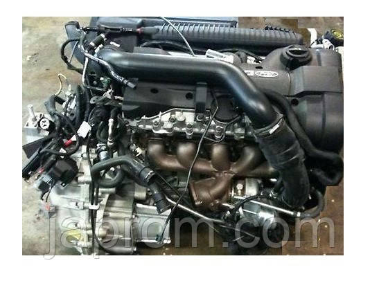 Мотор (Двигатель) Ford Mondeo MKIV 2.5 T Turbo 220 к.с 2009г.в.