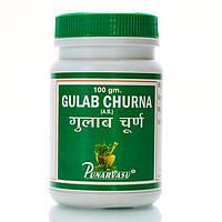 Гулабхул чурна,Gulabhul churna, порошок лепестков розы (Гулаб чурна) - антиоксидант, омоложение, регенерация
