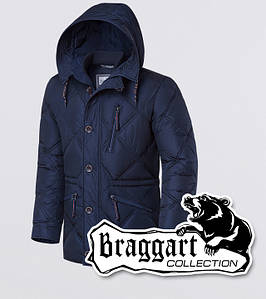 Мужская качественная зимняя куртка