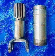 Шлицевая часть карданного вала ГАЗ-53., фото 1