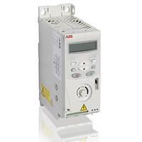 Частотний перетворювач ABB ACS150-03E-01A9-4 3ф 0,55 кВт