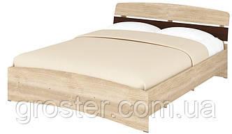 Кровать двуспальная 160 Милана. Мебель для спальни.