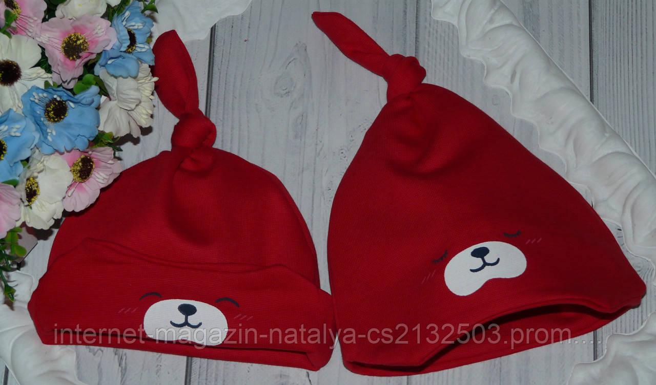 Детские шапки для малышей