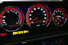 Шкалы приборов для Mercedes E W124 1984-1995