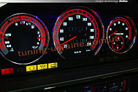 Шкалы приборов для Mercedes E W124 1984-1995, фото 1