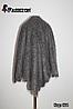 Оренбургский серый пуховой платок Джамалия 100, фото 5