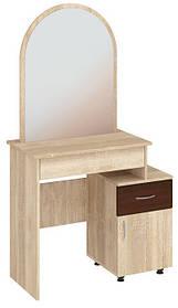 Трюмо-1 Милана. Мебель для спальни.