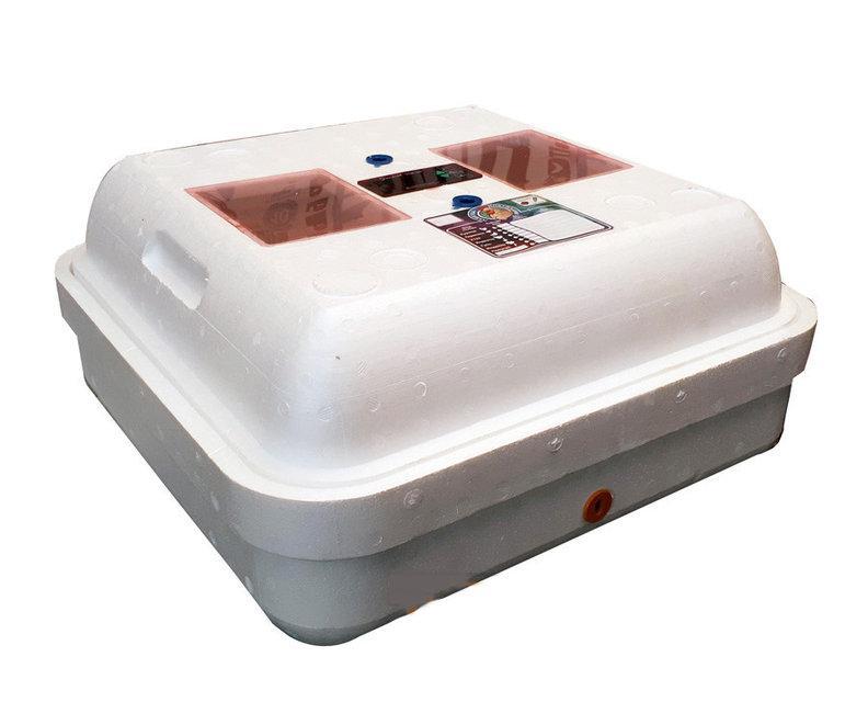 Инкубатор Автоматический Рябушка Smart Turbo 48 яиц