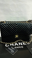 Женская сумка клатч Chanel в стиле