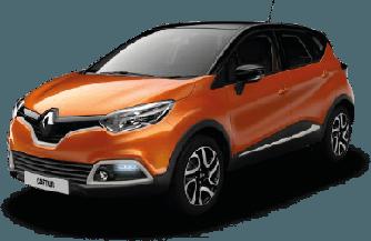 Renault Captur 2013+