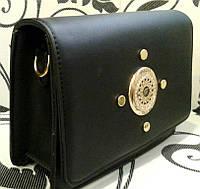 Маленькая черная сумка - клатч, фото 1