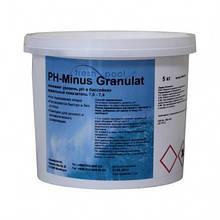 Средство для понижения уровня РН воды бассейна - РН минус гранулированный Fresh Pool, 1,5 кг