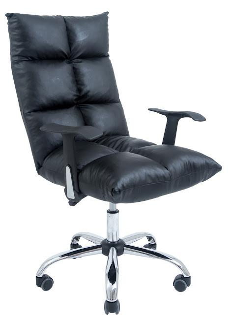 Кресло-релакс Рошфорт Richman 1070х460 мм черное