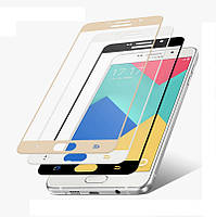 Защитное стекло Full Screen Glass Samsung A520 Mix