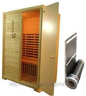 Высокотемпературный пленочный нагреватель ХМ - 305е (саунная )