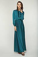 Вечернее женское платье в 2х цветах GISELE