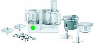 Кухонный комбайн Braun FX 3030 *(K700), 600 Вт, Соковижималка, насадка для тіста, диск для картоплі-фрі