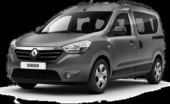 Renault Dokker 2013+