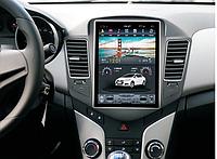 Магнитола Chevrolet Cruze в стиле Tesla