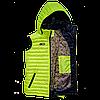 Жилет лимонный с капюшоном Activsport, фото 2
