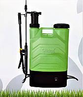 Опрыскиватель садовый аккумуляторный комбинированный Gartner GBS-16/12 MP