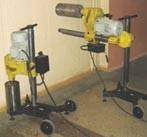 Установка для сверления отверстий в бетоне ИЭ-1806, МС-50.