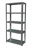 Стеллаж металлический 2000*900*400 для склада, хозяйства, гаража, балкона, подвала
