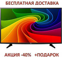 Телевизор 49″ LG  UE-49UH610V Оriginal size PMI 900Гц Full HD Smart TV Wi-Fi Triple XD Engine DVB-T2/S2