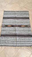 Домоткана доріжка килим ручної роботи шерстяна 100*70 см