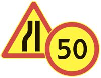Пленка для дорожных знаков Тип - 2 призматическая