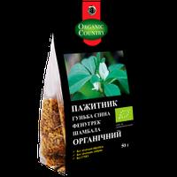 Пажитник (гуньба сенная, хельба, фенугрек, шамбала) органический,  ORGANIC COUNTRY
