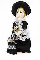 Интерьерная Кукла Шапокляк малая . Размер 20-25 см, фото 1