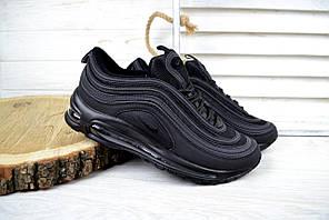 Кроссовки мужские Nike Air Max 97 черные 2559