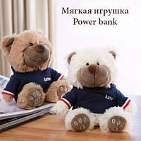 """Мягкая игрушка power bank для IPhone  """"Kate Bear"""""""