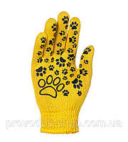 Распаковка и обзор рабочих перчаток для детей трикотажные Doloni 669