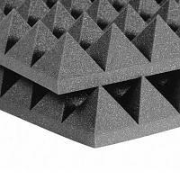 Акустический поролон, Пирамида 50мм 50х50см